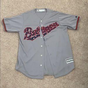 Patriotic Baltimore Orioles Baseball Jersey